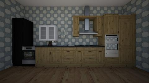 DOM - Kitchen - by Denis Berkuta