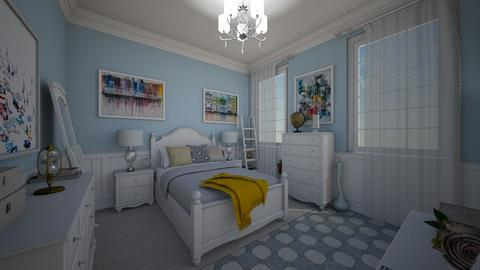 PARITALI - Feminine - Living room  - by Amairany Peralta
