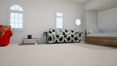 bedroom/living room - Classic - Living room - by slinky123
