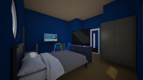 Dormitor - Modern - Bedroom  - by Mada98