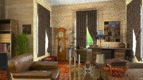 retrooooo - Classic - Living room - by helindir
