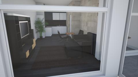 Brandslangstraat Living r - Eclectic - Living room  - by Patrickvh3