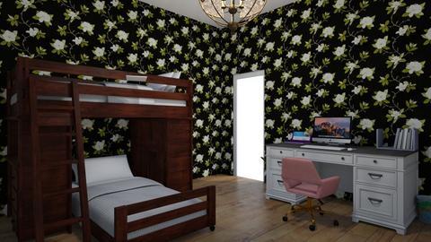 girls room - by Alyssa the boss lady