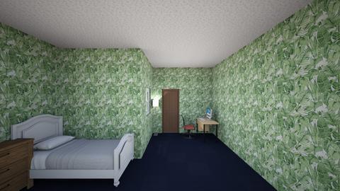 kamar impian - Living room  - by kygamtenggggg