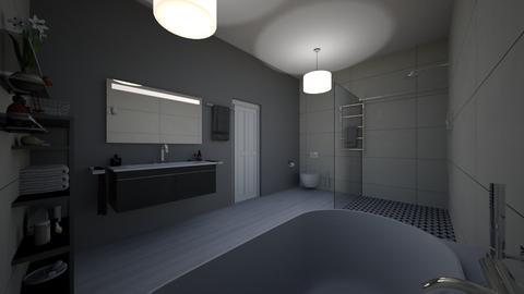 hall - Modern - by maksop25122006