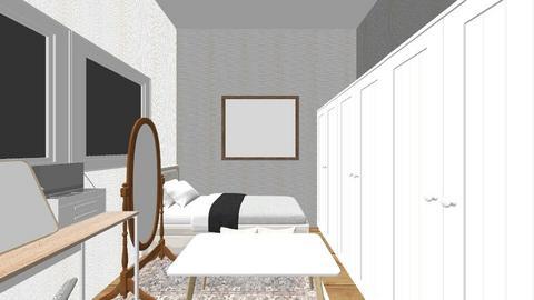 my small room - Bedroom  - by hyunjihye