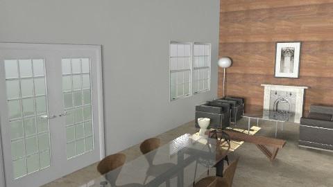 Gochanour_Long View - Modern - Living room - by mshockley