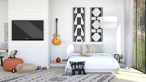 Asante - Bedroom  - by TropicalWeed