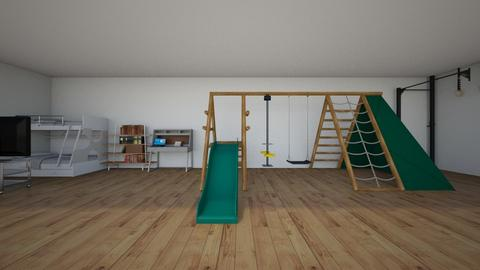 AWESOME ROOM by olivia - Kids room  - by senorcozzi