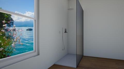 douche - Bathroom  - by linde rijk
