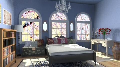 Baroque - Vintage - Bedroom  - by hetregent