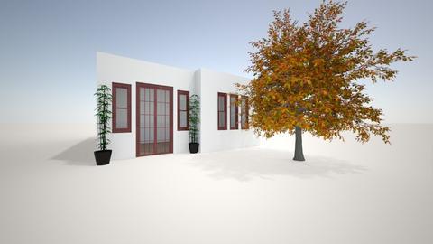 Rumah Kampung - by muhamad Riski
