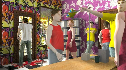 Shop(Boutique) - Modern - by KtDundee