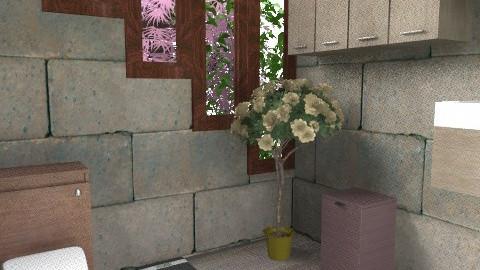 toilet - Modern - by mariannee1