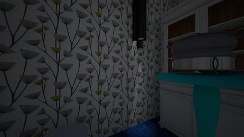 Kids Room - Minimal - Kids room  - by NandiC