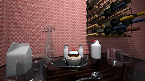 tugas agus - Classic - Kitchen  - by enotbillies
