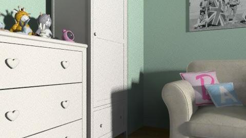 dorota3 - Classic - Kids room  - by dorotapomiankiewicz