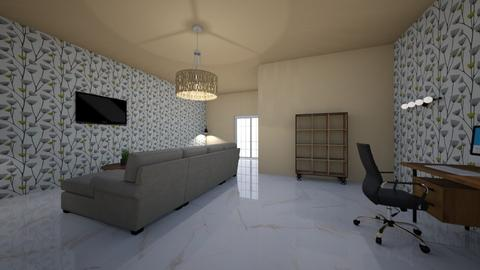 liv2 - Living room  - by deandesigns
