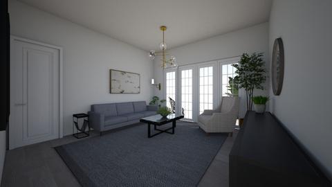 Paz y Tranquila - Living room  - by CamilaML2723