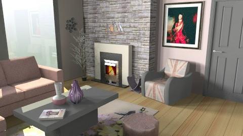 332 - Country - Living room  - by SErleti Effi