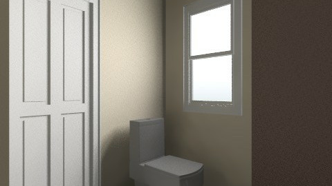 Bathroom plan 2 - Classic - Bathroom - by birvine