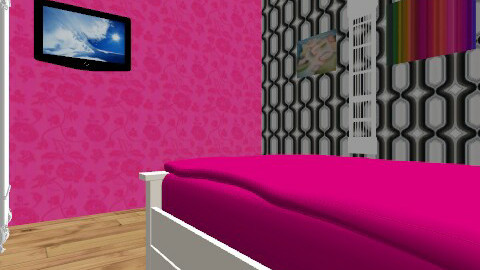 my future house - Glamour - Kids room  - by mrztoocrazysmart