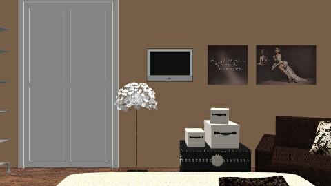 my flat - Glamour - by viktoria125
