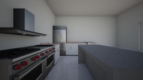 kitchen - Kitchen  - by hannahstarich