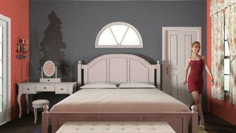 southern princess - Feminine - Bedroom - by richlabels
