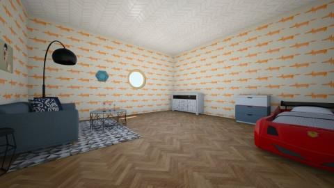 oridjkf0 - Bedroom  - by leehlopes