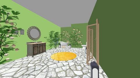 Main bedroom bathroom - Bathroom  - by AcidicSmoothies