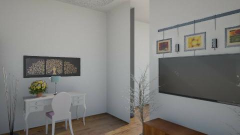 Master Bedroom_Nancy_2 - Bedroom - by simplechrisz