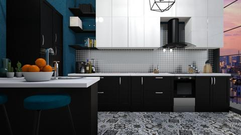 MAXIMALIST - Kitchen - by Miss MH
