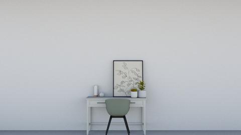 Minimal - Office  - by Yudum Kutlu