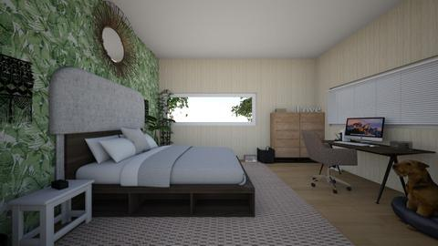 just a little something - Modern - Bedroom  - by lilitka111