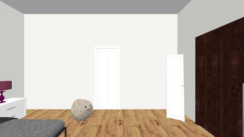 tumblr - Glamour - Bedroom  - by Neriuska