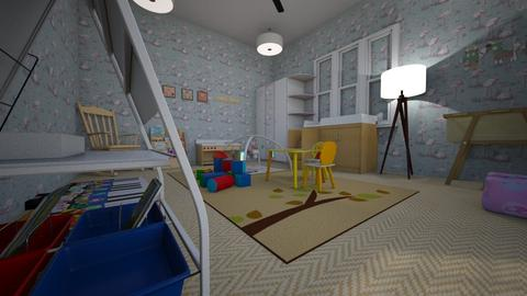 baby bedroom - Kids room - by iampancho