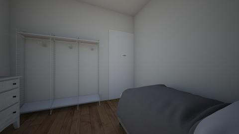scott slaapkamer  - Bedroom  - by scottvanmulken