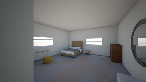 bedroom - Modern - Bedroom  - by Projects of the pixl