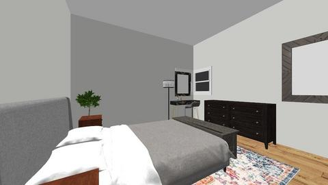 Los Feliz Master Bedroom - Bedroom - by mbaker12