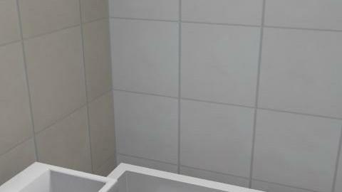 new bathroom - Minimal - Bathroom  - by mnesov