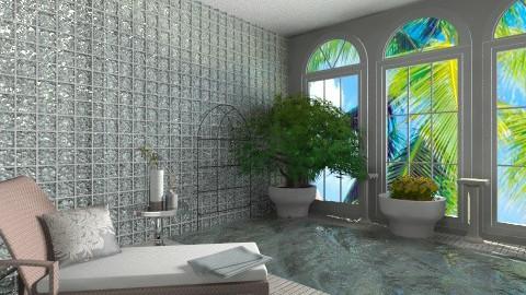 Bathroom - Modern - Bathroom  - by little cupcake