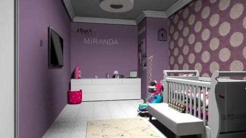 miranda - Country - Bedroom  - by Renatha Lopes