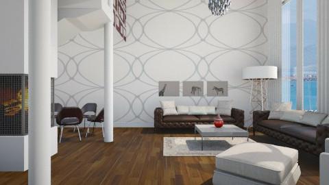 modern - Modern - Living room - by ostwany_aboud