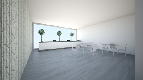 Monika - Dining room - by Anna Niemiec_445
