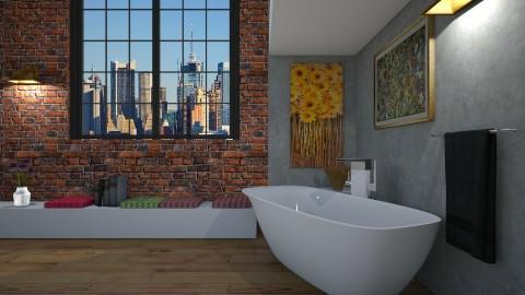 Brick - by 1buenaflor2