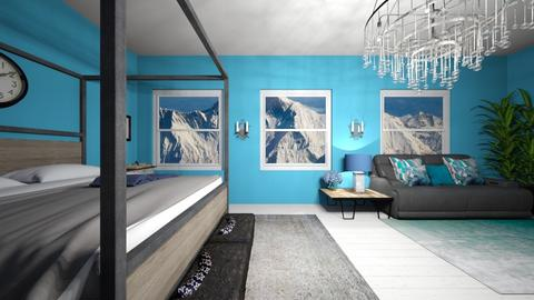 eac baile 5 - Vintage - Bedroom  - by c gabhann