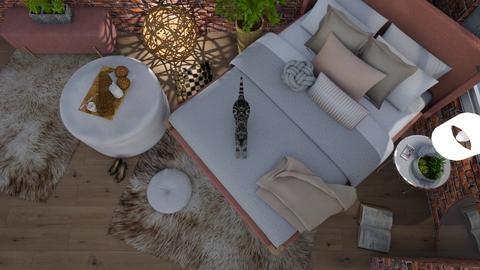 ARTISAN  - Living room - by mgirlie30