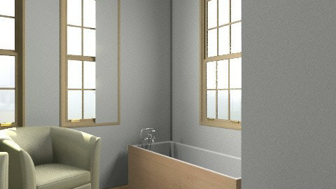 Bathroom 1 - Country - Bathroom - by Anouk2806
