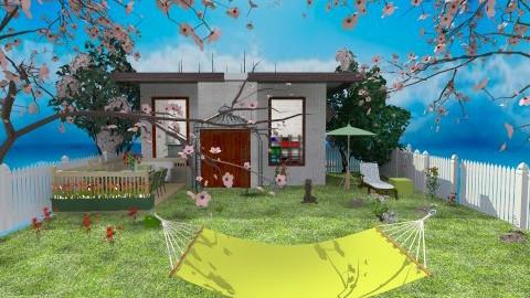 village - Modern - Garden  - by lamzoi